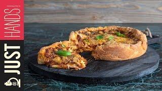 Chicago Pizza | Akis Kitchen