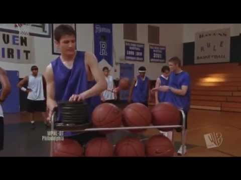 One Tree Hill Basketball Moments/ Nathan & Lucas Scott.