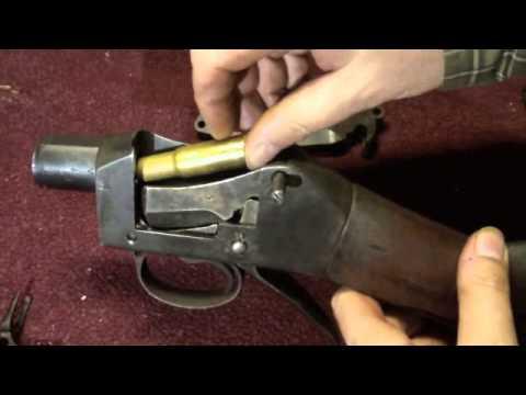 Martini Henry Rifle troubleshoot block height