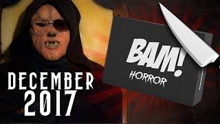 Dr. Wolfula's Bam Box Horror (DEC. 2017) Unboxing!