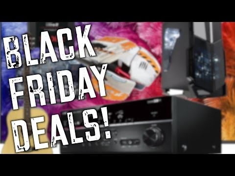 The Best Black Friday PC, Tech & Gaming Deals! (2015)