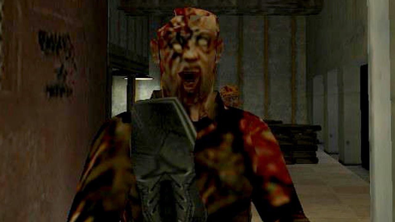 Resident Evil Outbreak...