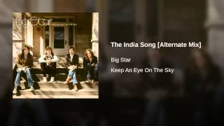 The India Song [Alternate Mix]
