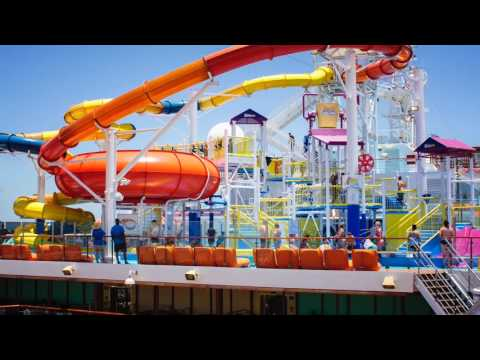 Thumbnail: Our Carnival Cruise Family Vacation 2016 - #LetsGoCarnival