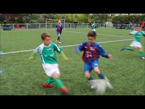 Trophées de l'Entente 2017 finale U9 : SR Colmar - SC Bayer 05