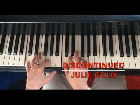 """""""Discontinued"""" by Julie Gold"""