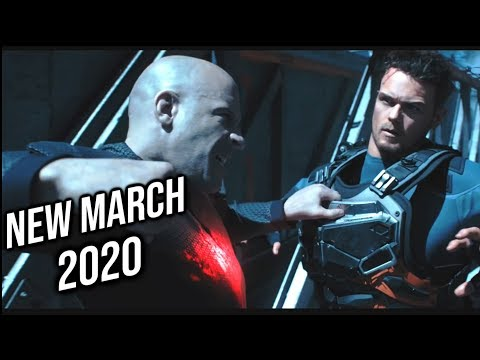 Top 10 NEW Movies of March 2020