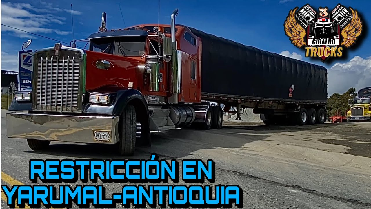 """ANTIOQUIA """"EN YARUMAL ORILLADO Y HACIÉNDOLE MANTENIMIENTO A LA DIBA PORQUE NOS COGIO LA RESTRICCIÓN"""""""