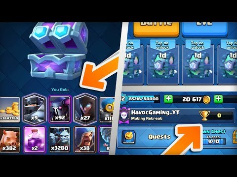 13 Rarest Things That Can Happen To You In Clash Royale!