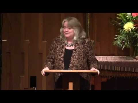 "Rev. Karen Lindvig Sermon ""The Power of Letting Go""—Seattle Unity Church—11-08-2015"