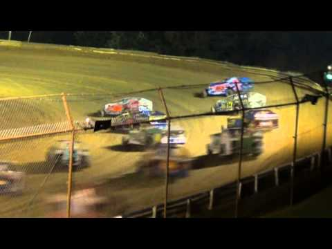 Tyler County Speedway $5,000 BRP Big Block Modified Tour Feature 7-2-2015
