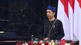 Download LIVE: Pidato Presiden RI pada Sidang Tahunan MPR dan Sidang Bersama DPR dan DPD, 16 Agustus 2021