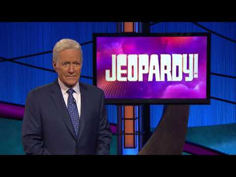 Bama, Rob & Heather - C'mon Get Happy: Alex Trebek is Back at Work--and Done with Chemo!