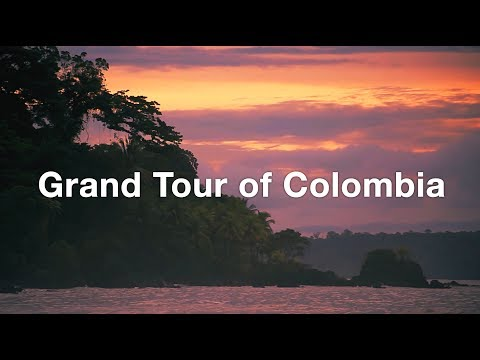 Colombia - The Grand Tour
