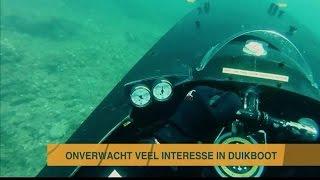 Nederlands duikbootje blijkt goudmijn - Z TODAY