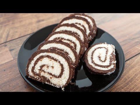 Bebina Kuhinja - Kokos Rolat - Domaći Video Recept