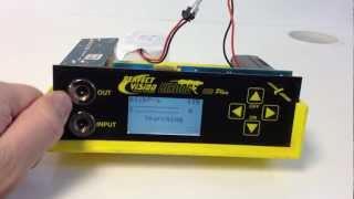 Refurbished Birdog Satellite Meter and what it looks like inside