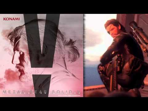 METAL GEAR SOLID V: THE PHANTOM PAIN - EXTENDED SOUNDTRACK [Rescue the Intel Agent]