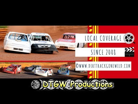 Pro trucks at Toccoa Raceway April 13th 2019