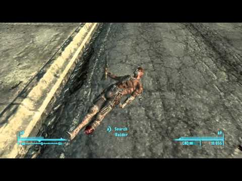 Fallout3 | The Bethesda ruins easter egg