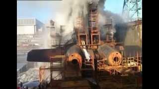 В Северодвинске пожар на подлодке(Остальные новости на сайте: http://polit-rus.ru «Сегодня в результате нарушения технологического процесса при..., 2015-04-07T18:27:26.000Z)