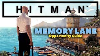 Hitman | Memory Lane | Sapienza Opportunity | Xbox One