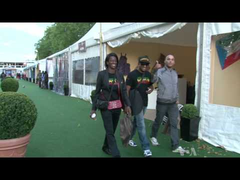 African Culture On Display In London
