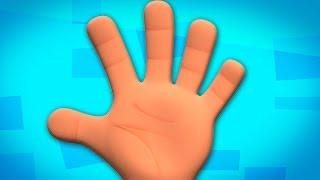 Имбирный пряник Палец семья | детские стишки | Nursery Rhymes Songs | Ginger Bread Finger Family