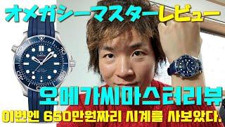 (日本語字幕on)이번엔 650만원짜리 시계를 사보았다!…