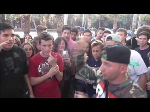 Junior Rimes VS Decka Octavos Horta Battles