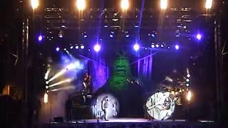 Concierto Mago de Oz Albacete gira 2008 La ciudad de los árboles
