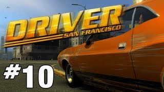 DRIVER SAN FRANCISCO #10 - PARANOID - [DEUTSCH] [GERMAN] [GAMEPLAY] [PC]