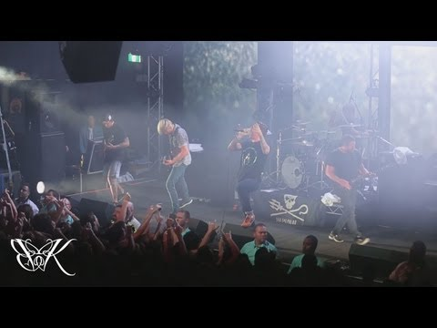 Parkway Drive - Anasasis (Xenophontis) | LIVE - UNSW Roundhouse, Sydney