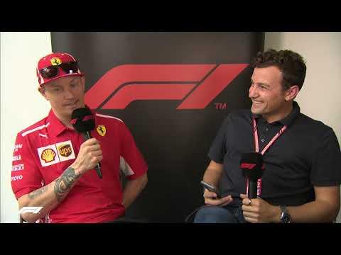 Kimi Raikkonen Interview: Contracts, Motivation And Speaking Italian
