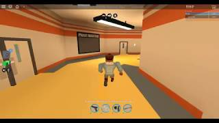 How to get a Taser,handcuffs and a Shotgun Roblox jailbreak