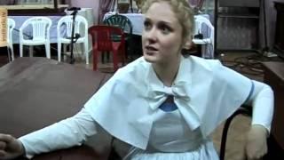 """ЛЮБИМИЦА ТЕЛЕЗРИТЕЛЕЙ СЕРИАЛА """"Института благородных девиц"""" Алиса Сапегина"""