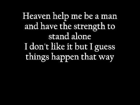 Johnny Cash - Guess things happen that way lyrics