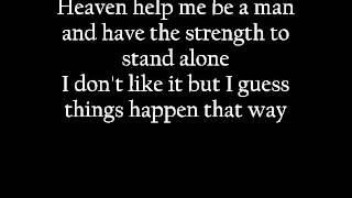 Johnny Cash - Guess things happen that way lyrics
