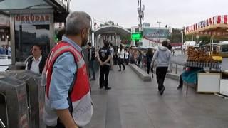 İstanbul Abluka Altına Alındı
