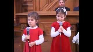 Marie Aimee et Maiwen - Un pas mititel