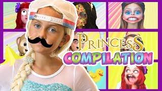 Silly Princess Compilation | FunPop!!