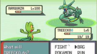 Pokemon Emerald Version Cheats