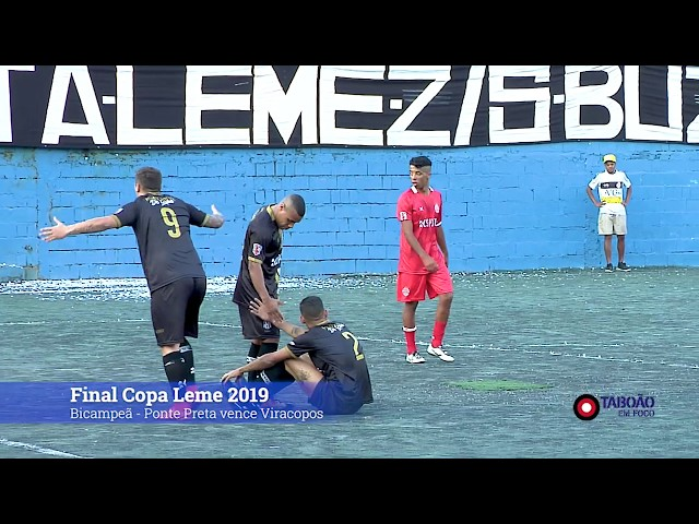 Ponte Preta é bicampeã da Copa Leme 2019