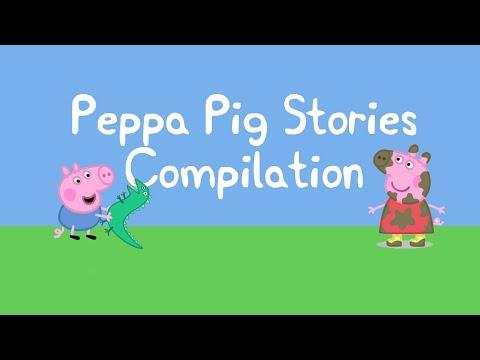 Peppa Pig Stories Compilation #3