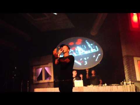 drumsound & bassline smith live feat. youngman mc @ sonnemondsterne x7