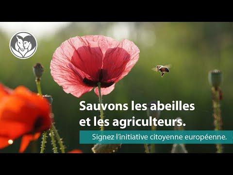 Sauvons les abeilles et les agriculteurs !