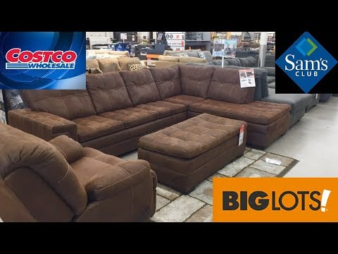 sam's-club-costco-big-lots-furniture-2020-sofas-armchairs-shop-with-me-shopping-store-walk-through