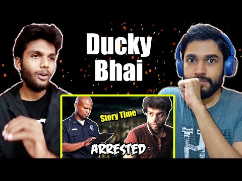 ducky-bhai-got-arrested!---reaction-video