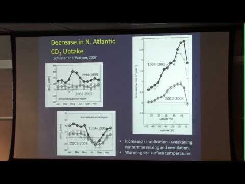 The Physical Dynamics of the Marine Carbon Cycle - Craig Lee