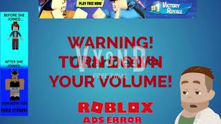 Roblox Ads Error GA 69